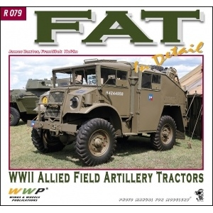 Field Artillery Tractors in detail