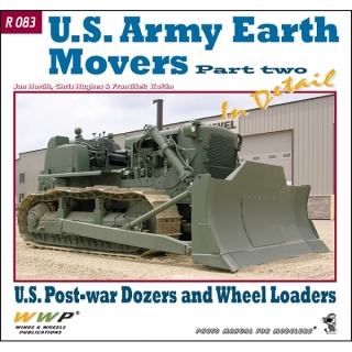U.S. Post-war Earth Movers in detail