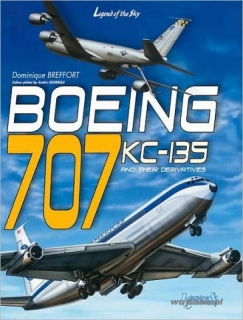 Boeing 707 & KC 135 and Their Derivatives