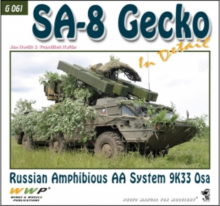 SA-8 Gecko in Detail - Russian Amphibious AA System 9K33 OSA