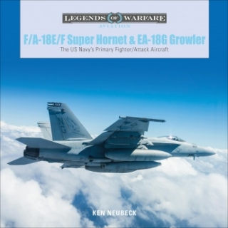 F/A-18E/F Super Hornet and EA-18 G Growler : The US Navy´s Primary Fighter/Attack Fighter